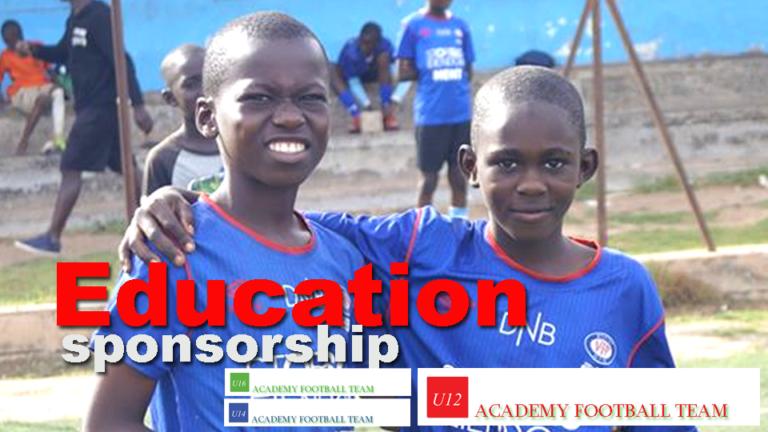 Logic Sport Education Sponsorship