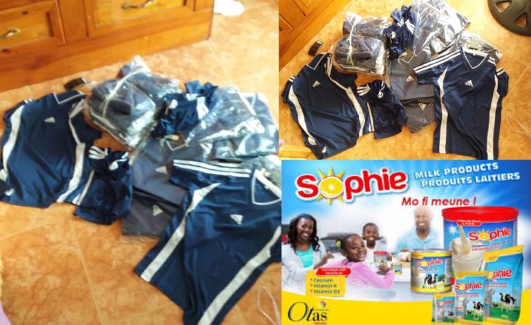 Donation From Sophie Instant Milk Powder